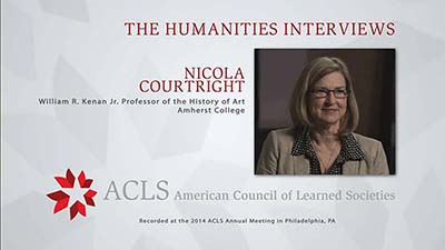 The Humanities Interviews: Nicola Courtright