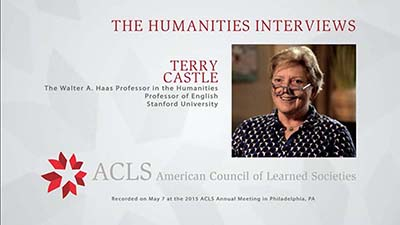 The Humanities Interviews: Terry Castle